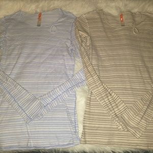 Lucy Size Small petite Athletic Long Sleeve Bundle